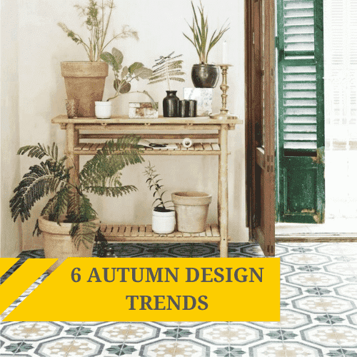 6 Autumn Design Trends To Spice Up Your Home