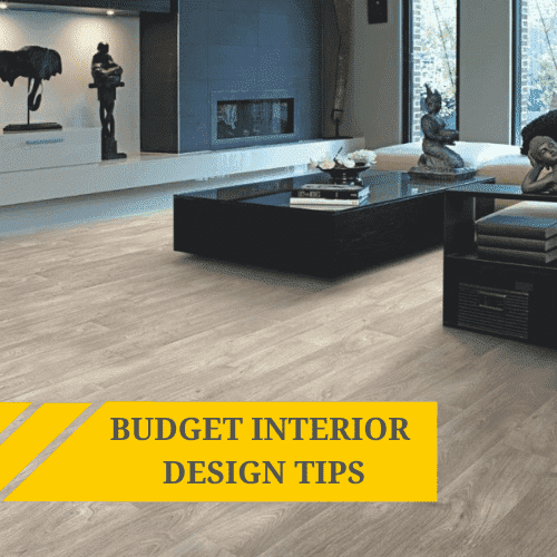 Four Budget Interior Design Tips