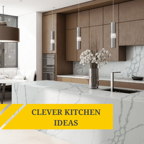Clever ways to make your kitchen look expensive