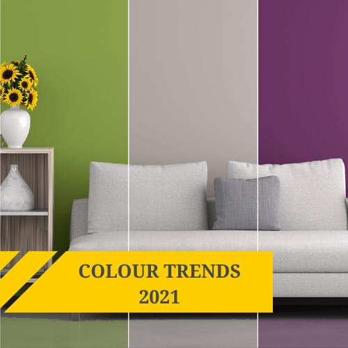 Colour Trends 2021 and Choosing Flooring to Match