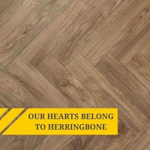 Our Hearts Belong to Herringbone