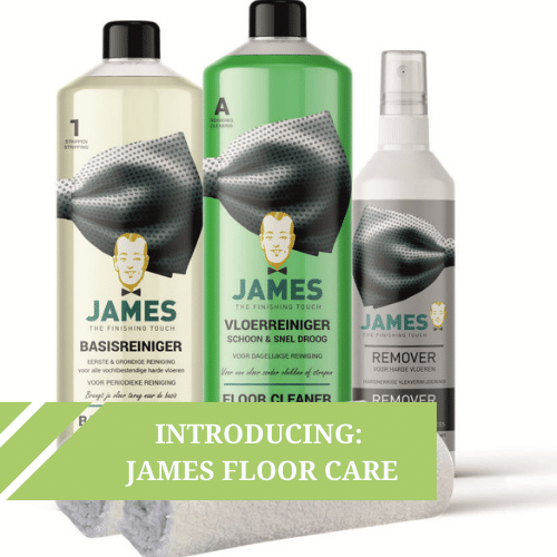 Introducing: James - The Finishing Touch Floor Care