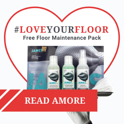 Love Your Floor with A Free Maintenance Pack