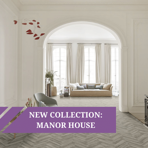 New Flooring Collection: Manor House