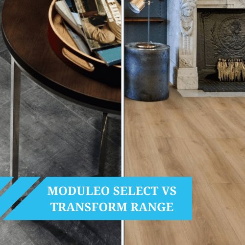 Cost and Quality of Moduleo Transform Vs Moduleo Select