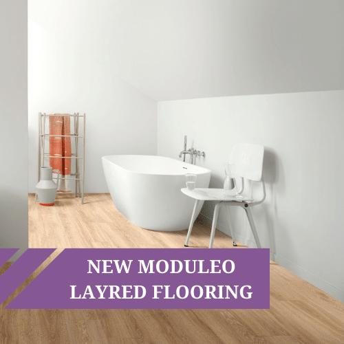 New Moduleo LayRed Flooring