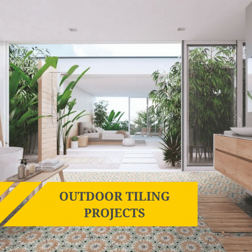Outdoor Tiling Projects