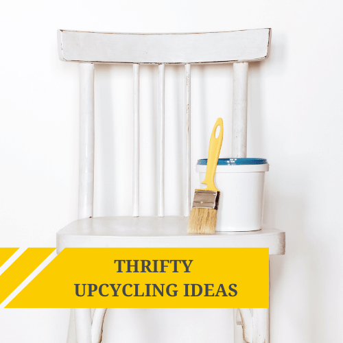 Thrifty Upcycling Ideas for your Home