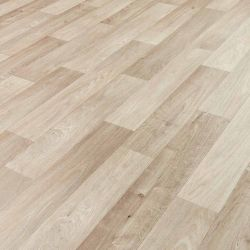 Wood Effect Vinyl Flooring Sheet Camargue T19