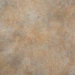 Metallic Stone Effect Cushioned Vinyl Flooring Sheet Concrete Bronze