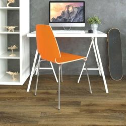 rustic wood effect vinyl flooring planks for kitchens, bathrooms and living rooms