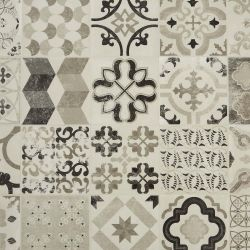 Antique Cushioned Vinyl Flooring- Gustavian 02