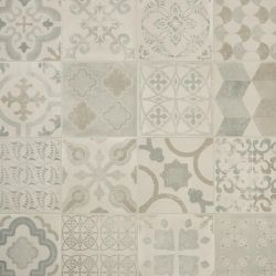 Antique Cushioned Vinyl Flooring- Gustavian 07