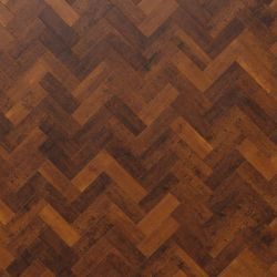 Red Oak Design Luxury Vinyl Floor Tiles In Small Parquet Style For Hallways And Kitchens Spanish Cherry Ap05