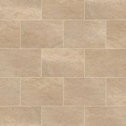 Karndean Knight Tile ST12 Bath Stone Luxury Vinyl Floor Tiles