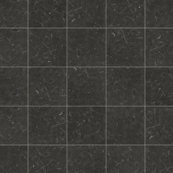 Karndean Knight Tile T74 Midnight Black Vinyl Floor Tiles
