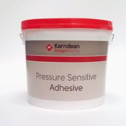 Pressure Sensitive Acrylic Adhesive In 5 Litre Unit For Use With Knight Tile, Opus, Van Gogh And Art Select
