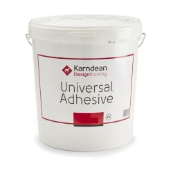 Karndean Universal Adhesive In 5 Litre Size To Cover 20M2 Of Knight Tiles, Opus, Van Gogh And Art Select