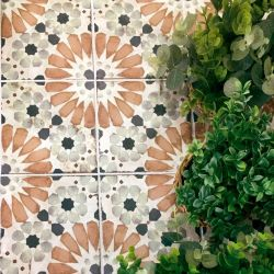Loft Wall and Floor Tiles - Sylvania