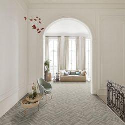 Manor House Kemerton Parquet Cushioned Vinyl Flooring