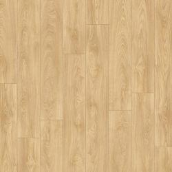 Moduleo Impress Click Laurel Oak 51332 Light Wood Effect Lvt Planks With Textured Finish And Beige Undertones