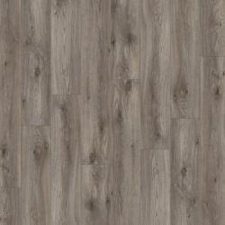 Moduleo Impress Glue Down Sierra Oak 58956 Dark Grey Textured Finish Lvt Planks Commercial And Residential Use