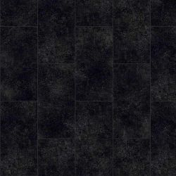 Moduleo Layred Engineered Stone Tile Effect Vinyl Flooring In Black Cantera 46990Lr
