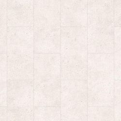 Rigid Click Lvt Flooring With Underlay In Light Tile Effect Design Venetian Stone 46111Lr