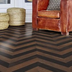 Moduleo Moods Chevron Basic Dark - Combination 105