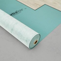 Moduleo Xtrafloor Base Click Vinyl Flooring Underlay With Peel Back Film For Wood And Stone Effect Lvt