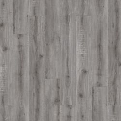 Dark Grey Wood Effect Click Vinyl Flooring For Home Use With Micro Bevel 22927