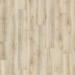 Glue Down Wood Effect Vinyl Floor Planks In Light Oak Design For Kitchen And Bathroom Floors