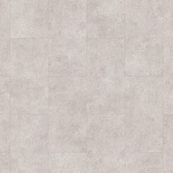 Bathroom Vinyl Floor Tiles In Light Grey Moduleo Venetian Stone 46931