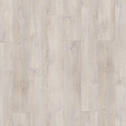 Light Grey Wood Effect Lvt With Click Locking System Moduleo Transform Sherman Oak 22911
