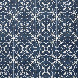 Georgian Tile Cushion Vinyl Flooring Sheet Nostalgia 70