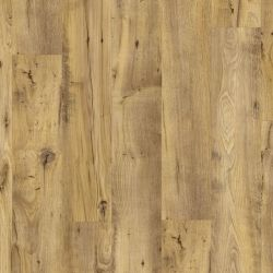 Vintage Chestnut Natural Wood Effect Lvt Planks That Click Together For Diy Installation Bacl40029