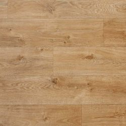 Wood Effect Cushion Vinyl Flooring Sheet Rivington