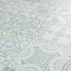 Shalimar 082 Safi 06 Moroccan design cushioned sheet vinyl flooring