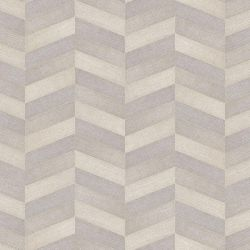 grey chevron tile effect vinyl in textile design pebble tweed