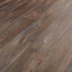 Dark Oak Wood Effect Vinyl Flooring Sheet Toronto 598 For Dining Rooms And Hallways