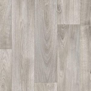 Wood Effect Vinyl Flooring Sheet Batitec Tavel T81