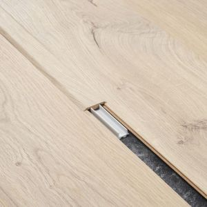 berry alloc matching t profile cover threshold in wood and stone effect for laminate flooring doorways