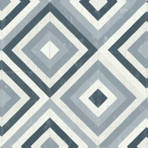Geometric Cushion Vinyl Flooring Sheet Cairo 05