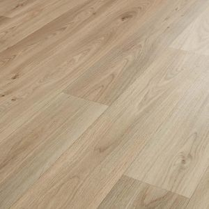 Light Oak Design Vinyl Flooring Sheet With Felt Backing Hampton Oak