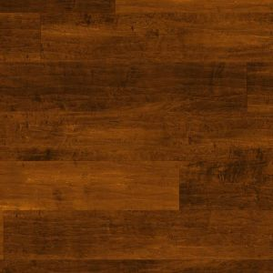 Spanish Cherry Rl05 Wood Plank Strips That Can Be Glued Down In Bathrooms, Kitchens And Bedrooms