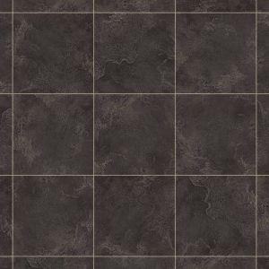 Karndean Da Vinci Antique Ceramic Noir CK25 Vinyl Floor Tiles