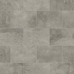 Karndean Knight Tile ST16 Grey Riven Slate Luxury Vinyl Floor Tiles
