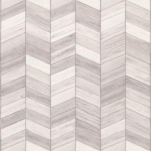 Light Grey Chevron Fishbone Design Lvt Flooring Planks With Bevelled Edges Moduleo Impress Bohemian 61144