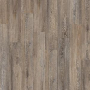 Grey With Brown Wood Effect Click Lock Vinyl Flooring Planks With Commercial Rating Moduleo Impress Santa Cruz 59823