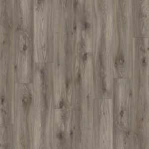 Moduleo Impress Click Sierra Oak 58956 Wood Effect Lvt Planks In Grey With Detailed Knots For Commercial And Residential Use